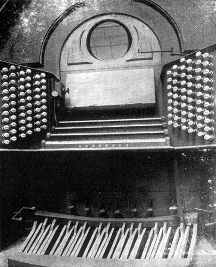 The 1875 console